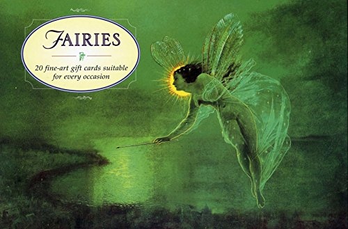 20 Notecards and Envelopes: Fairies: A Delightful Pack Of Fine Art Gift Cards And Decorative Envelopes