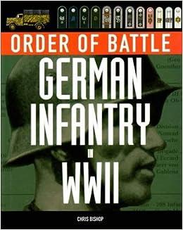Order of Battle: German Infantry in World War II