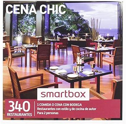 SMARTBOX - Caja Regalo - GASTRONOMÍA CON ESTRELLA - 29 ...