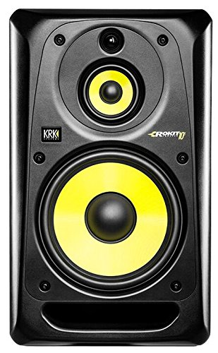 KRK RP103G3  10'', 3-way High Performance Studio Monitor (Black) by Gibson Pro Audio