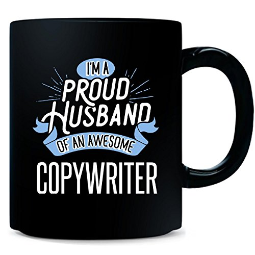 Best buy Proud Husband Awesome Copywriter Job Spouse Gift - Mug