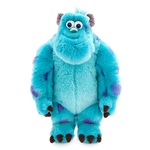 Disney Sulley Plush - Monsters, Inc. - Medium - 15 Inch (Monsters Inc Boo Doll)