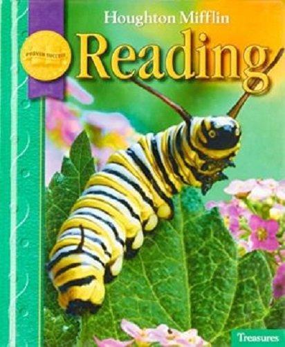Houghton Mifflin Reading, Grade 1.4, Treasures, Student Edition