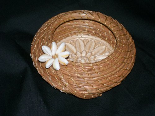 Pine Needle Basket Kit By Gina Henson (Kits Pine Needle Basket)