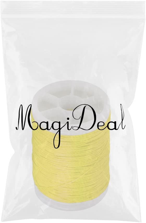 MagiDeal 110m Strong Pull Archery Fiber Bow String Serving Thread Bowstring Protector for Bow Strings