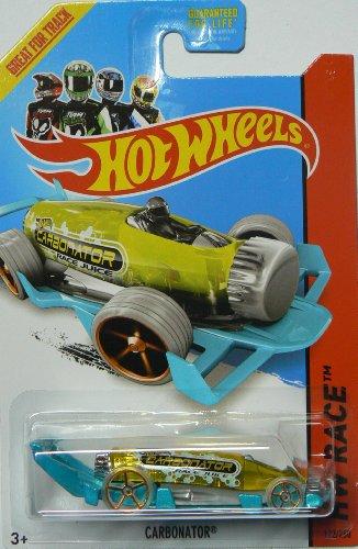 Hot Wheels 2014 Yellow Carbonator product image
