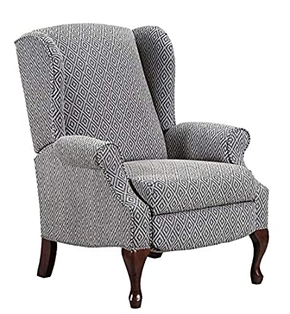 Super Amazon Com Lane Hampton High Leg Wing Back Recliner In Pdpeps Interior Chair Design Pdpepsorg
