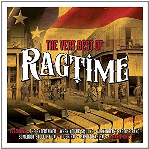 The Very Best of Ragtime - Various