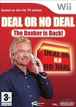 deal or no deal the banker is back nintendo ds deal or no deal