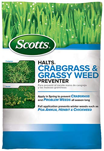 Scotts Halts Crabgrass Grassy