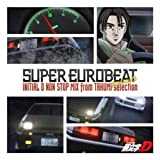 Initial D Non-Stop Mix From Takumi by Various Artists (2007-01-30)