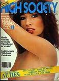HIGH SOCIETY MAGAZINE KELLY NICHOLS june 1980