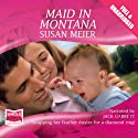 Maid in Montana Audiobook by Susan Meier Narrated by Jack Garrett