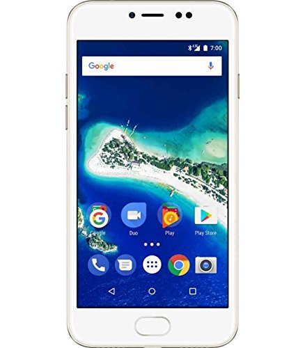"General Mobile GM6d - Smartphone Android One, 32 GB, 3 GB RAM, 5"", Oro"