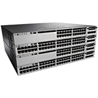 Cisco Catalyst WS-C3850-24U Ethernet Switch WS-C3850-24U-L