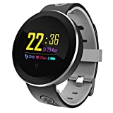 Cheap UTime Bluetooth Smart Watch with Camera Controller Waterproof Touchscreen Sports Fitness Tracker Wrist Smartwatch Compatible with Android iPhone iOS Samsung Huawei Sony for Kids Women Men (Black)