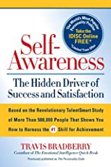 Self-Awareness: The Hidden Driver of Success and Satisfaction Paperback