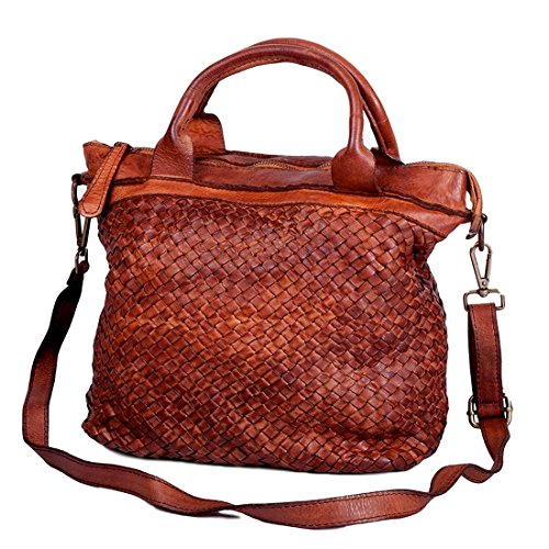 Bordeaux Cm Calf Soft Leather skin 28x15 Bag Italy grey Jessica Michelangelo Genuine H28 AvqOwv7