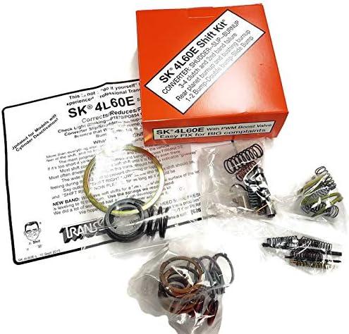 TRANSGO Transmission kit 4L60E 4L70E and 4L75E 93-07 Except Hybrid units. 4L65E