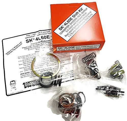 Transgo SK 4L60E Shift Kit - 4L60E 1993-ON ()