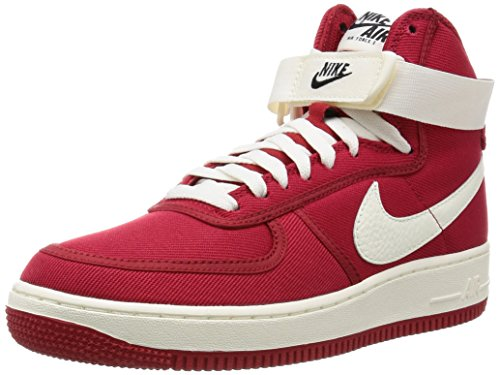 High Force 1 Red Retro Sportive Scarpe Rojo Gym Air black Sail Nike Uomo Rosso qU5wtt