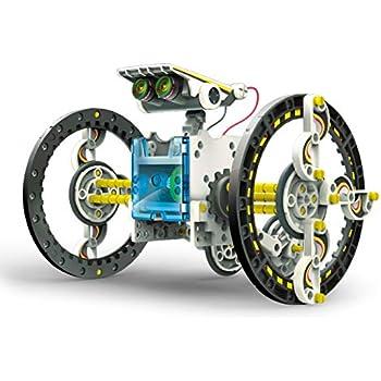 Amazon.com: Sillbird STEM 12-in-1 Education Solar Robot ...