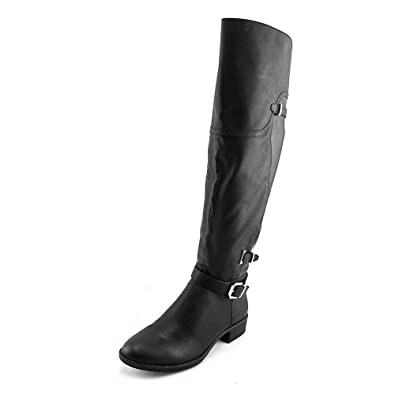 282b8d9bb24 Image Unavailable. Image not available for. Color  Style   Co. Adaline Women  US 5.5 Black Over The Knee Boot
