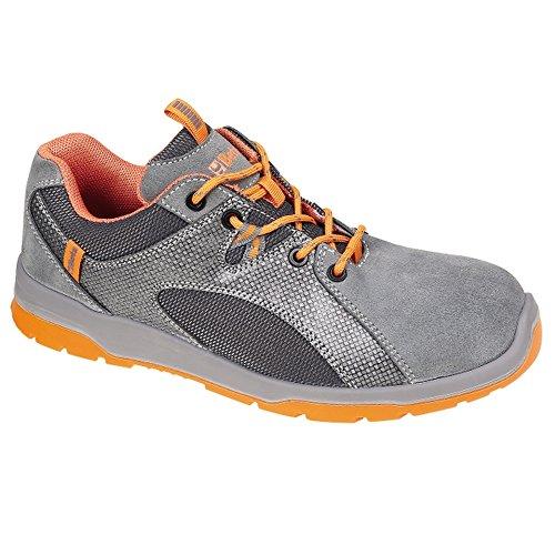 Beta Tools 7313G 41-sapatos Em camurã ‡ à com Nylon
