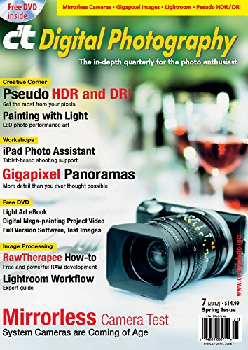 c't Digital Photography Issue 7 (2012) - Kindle edition by