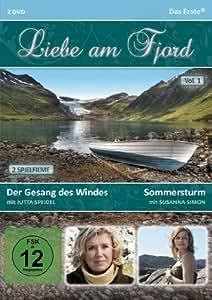 Liebe am Fjord : Der Gesang des Windes - Sommersturm - 2 DVD [Alemania]