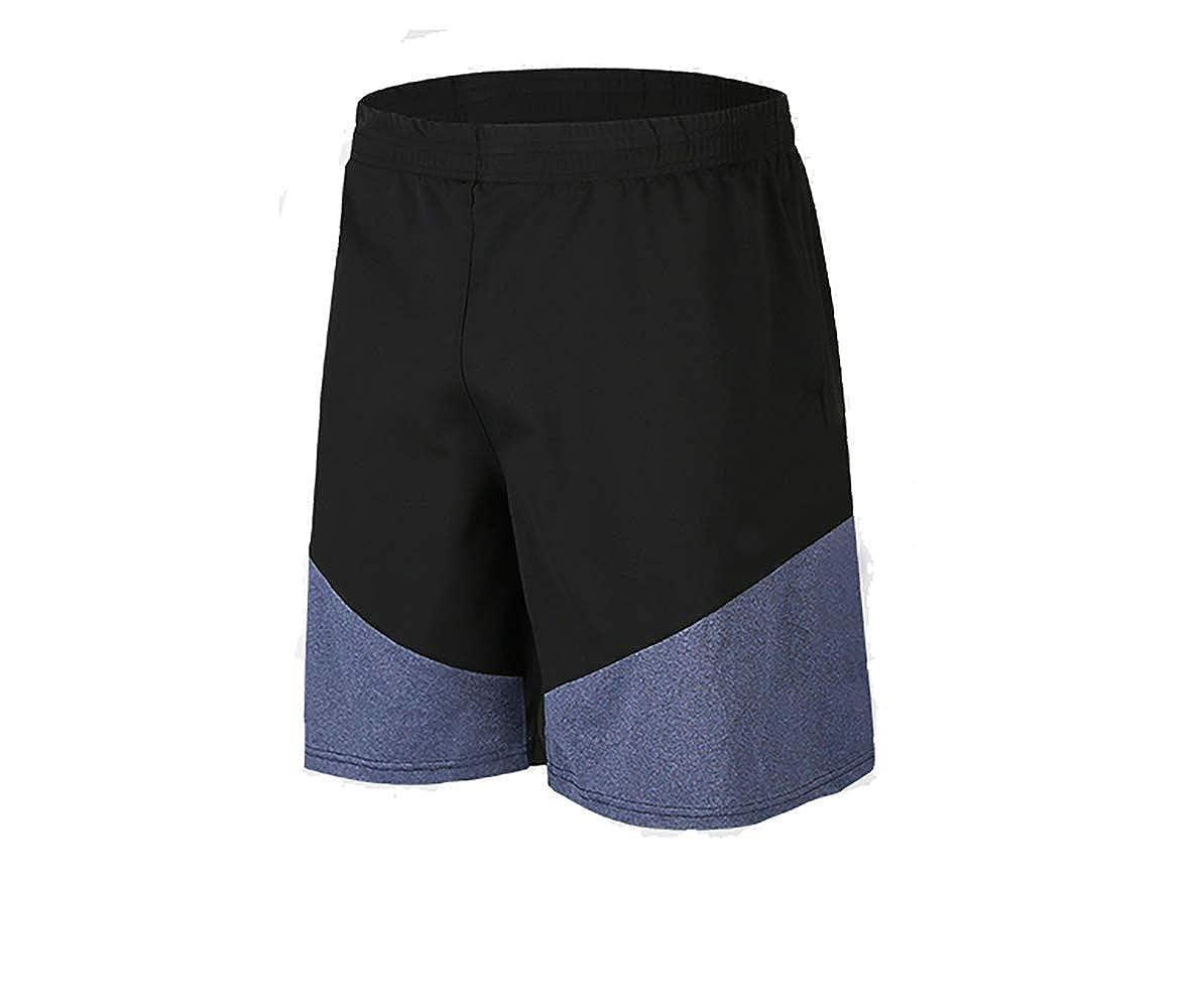 TALLA 42. Hestia.Y - Pantalón Corto Deportivo - para Hombre