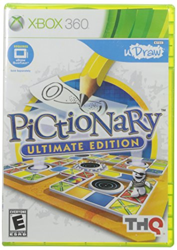 uDraw Pictionary: Ultimate Edition - Xbox - Xbox 360 Udraw Games