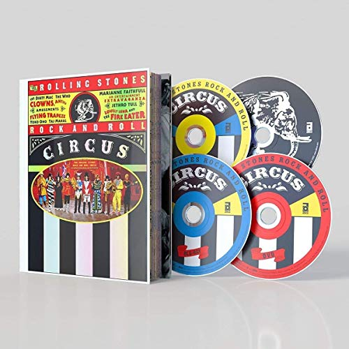 - The Rolling Stones Rock and Roll Circus (Limited Deluxe Edition)