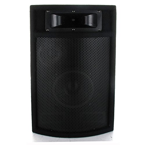 "Acoustic Audio PA365X Pair 1000 Watts 6.5"" 3-Way PA DJ Studio Monitor Speakers New PA-365X"