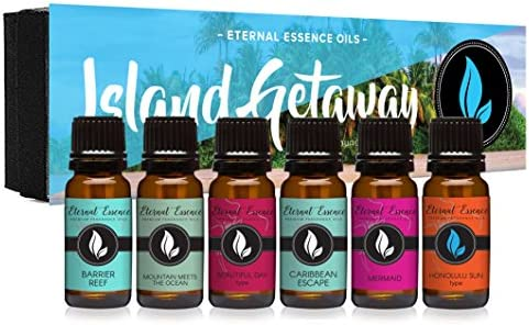 Island Getaway Premium Fragrance Oils product image
