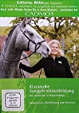 Klassische Jungpferdeausbildung mit moderner Lernpsychologie, DVD