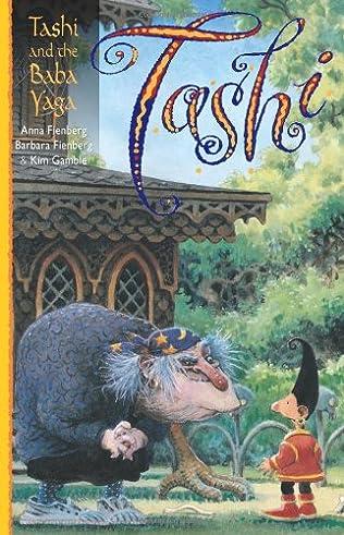 book cover of Tashi and the Baba Yaga