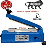 System India 10 Inch Plastic Body Hand sealer for Plastic Packaging