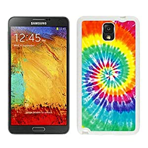 BINGO top selling Tie Dye Samsung Galaxy Note 3 Case White Cover