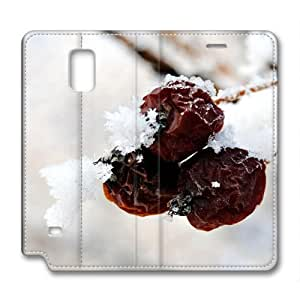 Beautiful Native Design Leather Cover for Samsung Galaxy Note 4 by Cases & Mousepads