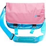 Ultimateaddons Childrens Pink Messenger Style Storage Bag suitable for vTech  InnoTab Max… 09f6c07444922