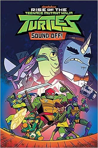 Rise of the Teenage Mutant Ninja Turtles: Sound Off!: Amazon ...