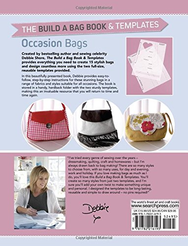 Build a Bag: Occasion Bags: Sew 15 Stunning Projects and Endless Variations