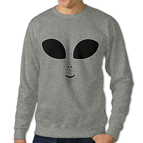 LLiYing-D Halloween Costume Cute Alien Adult Men's Sports Long Sleeve Sweater T-Shirt]()