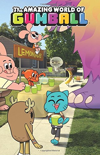 The Amazing World of Gumball Vol. - And Tysons 2 1