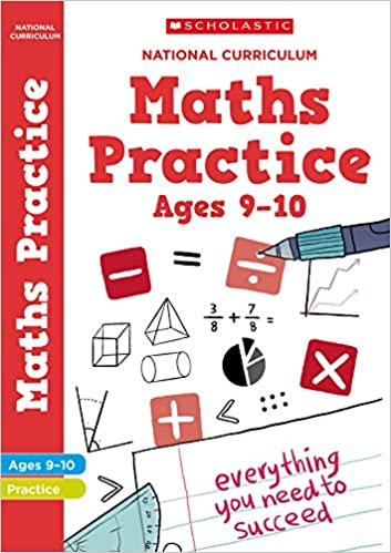 100 Maths Practice Activities For Children Ages 9 10 Year 5