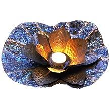 Shastra 12Inch Floating Lotus Tealight Candle Holder