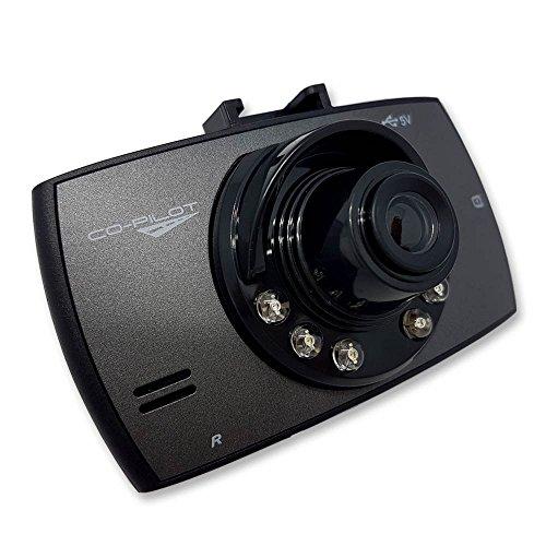 Co-Pilot DVR Accident Dash Camera - Black