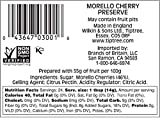 Tiptree Morello Cherry Preserve, 12 Ounce Jar