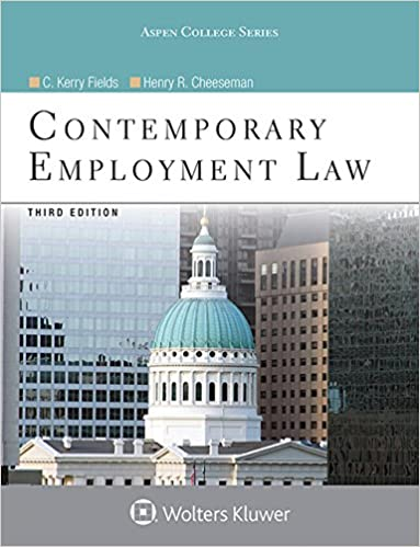 Contemporary employment law aspen college series kindle edition contemporary employment law aspen college series 3rd edition kindle edition fandeluxe Gallery